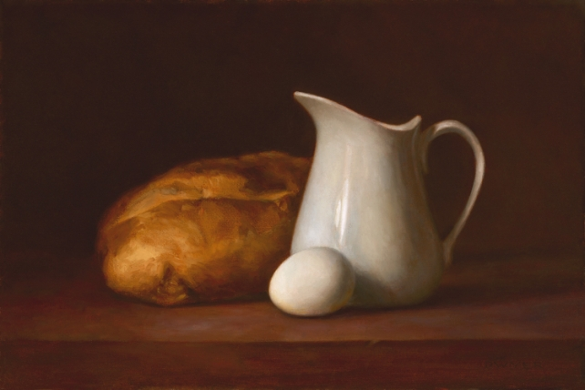 Pitcher and Bread